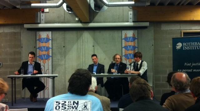 Paneldebat: Wat is vrijheid?