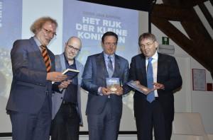 Boekvoorstelling Derk Jan Eppink