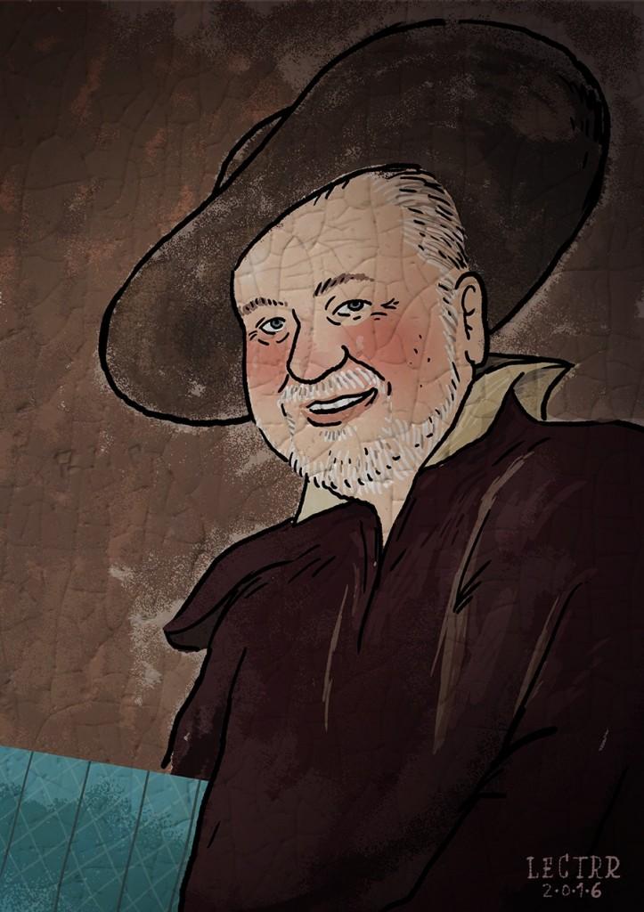 Cartoon Fernand Huts Rubens Libera!