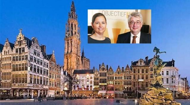 Hendrik Vuye en Veerle Wouters