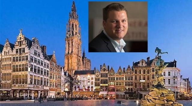 Aan tafel met Ivan Van de Cloot