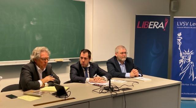 Het grote taksdebat in Leuven